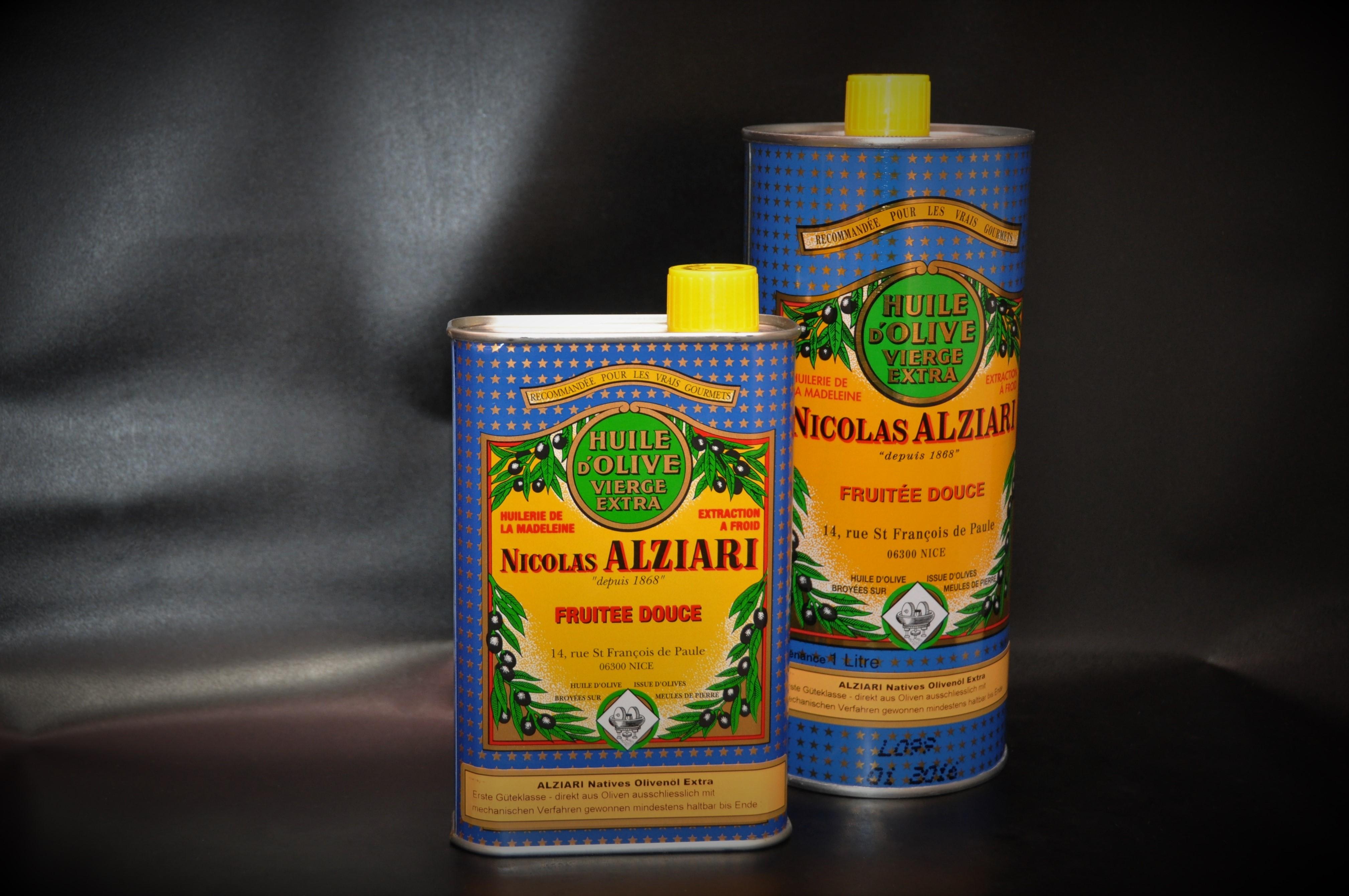 Olivenöl von Alziari